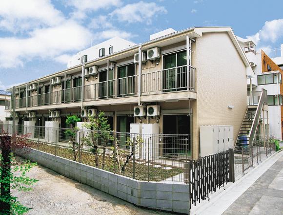 写真:宿舎・寮・共同住宅施設